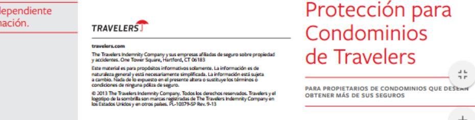 Travelers Espanol Douglas B Johnson Insurance